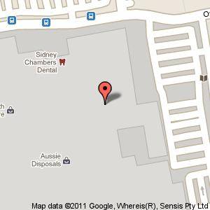 Link to Google maps for Raleigh Chambers, Elizabeth City Centre SA 5112