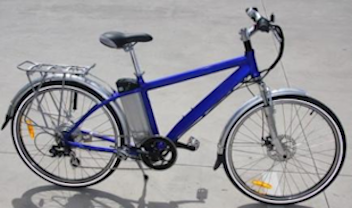 Power assisted bicycle