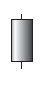 daymark vessel constrained by draught