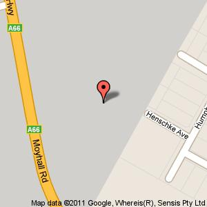 Link to Google maps for 14 Butler Terrace, Naracoorte SA 5271