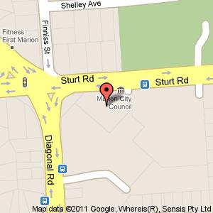 Link to Google Maps for 235 Sturt Road, Marion SA 5047